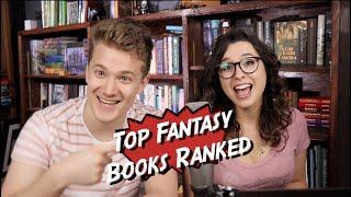 Beginner to Advanced Fantasy Books Sorted (All our favorites!) ft Daniel Greene