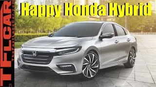 2019 Honda Insight: When Is A Prototype Car Not a Prototype?