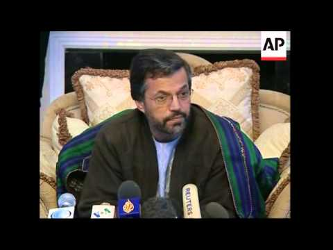 Qanooni to form new opposition party to counter Karzai