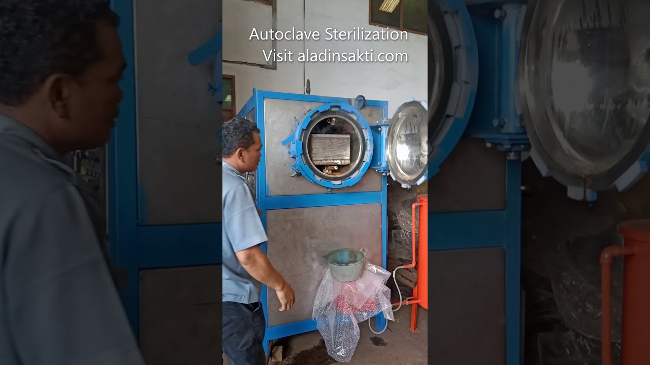 Why a vacuum autoclave will save you $$$!