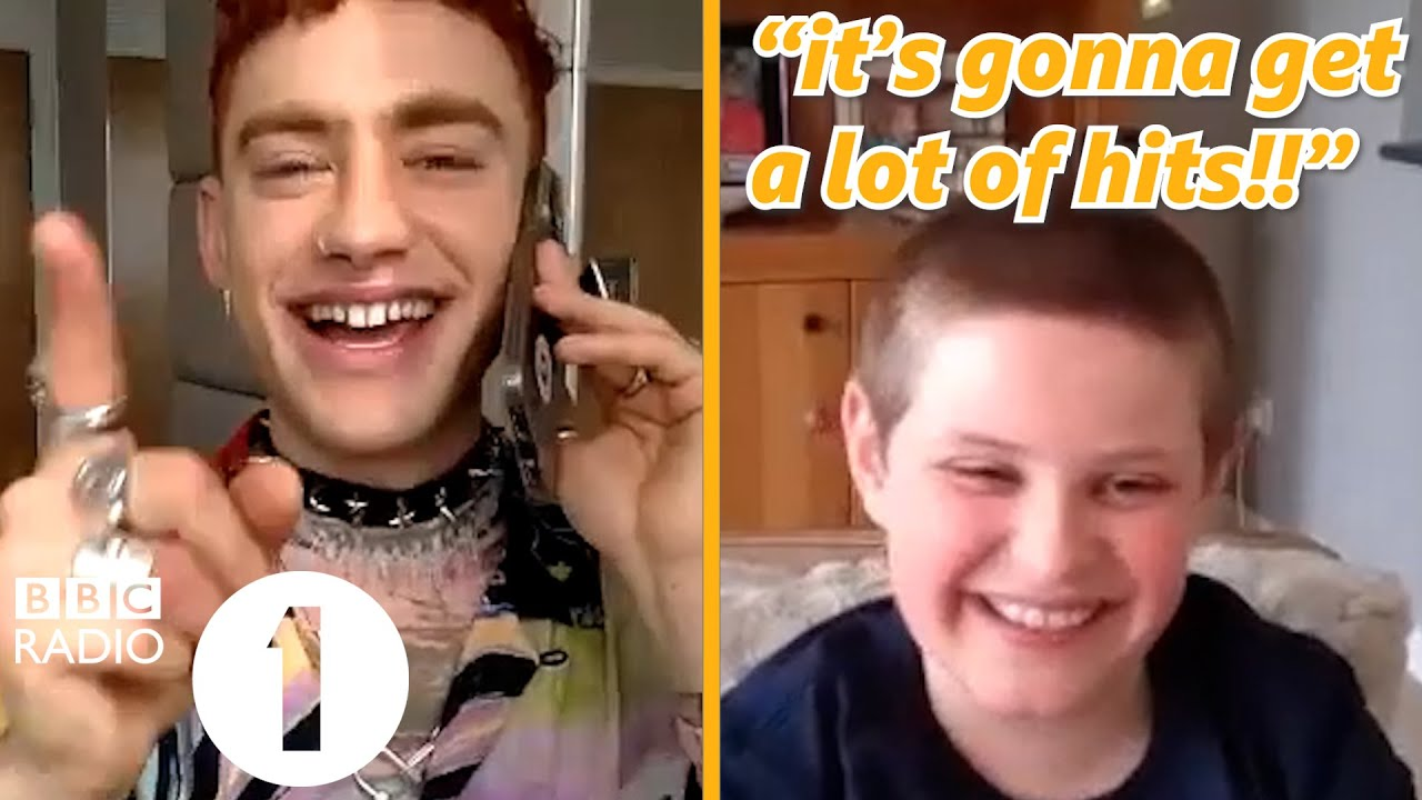 Years & Years - Starstruck - This 9 Year Old Kid HEARD IT FIRST!