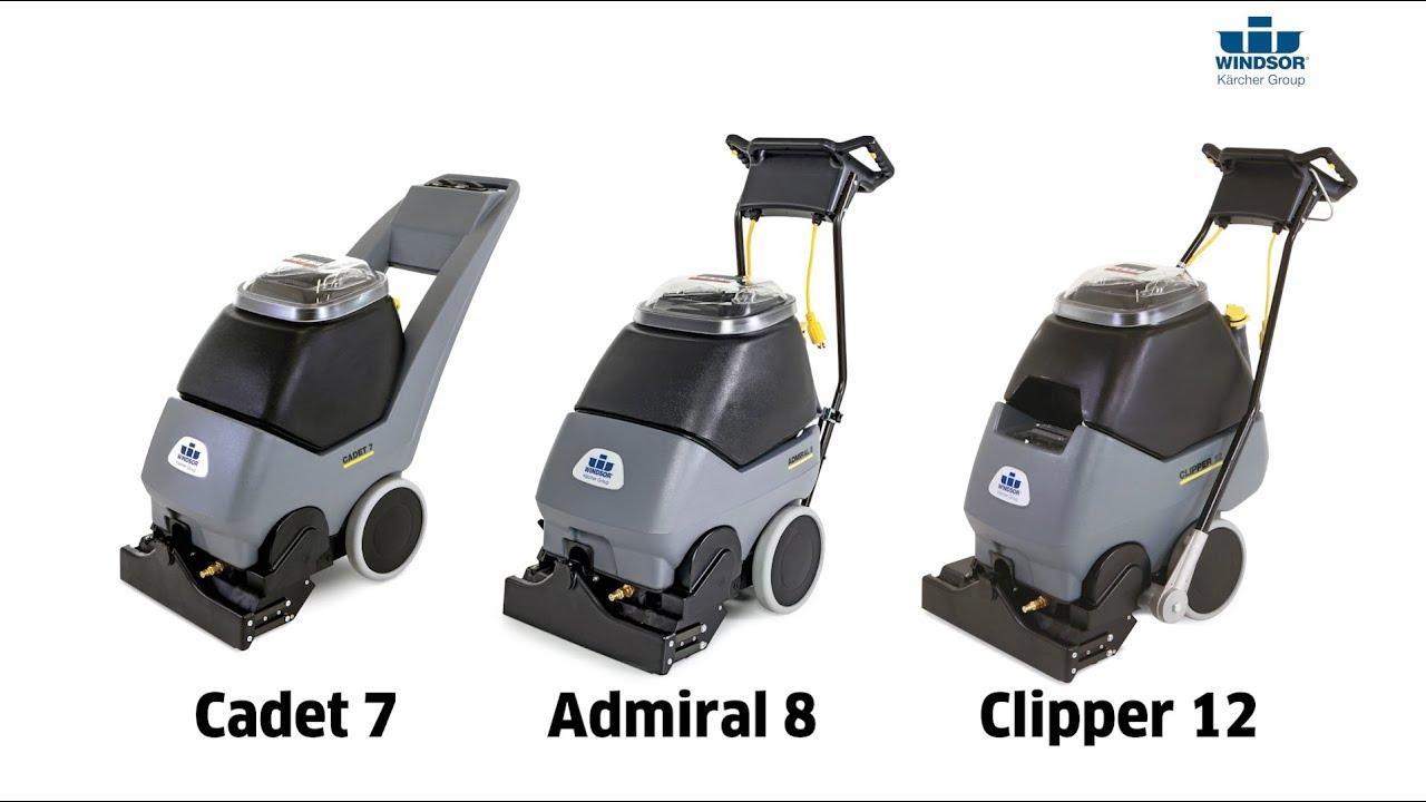 Windsor Carpet Extractor Clipper Taraba Home Review