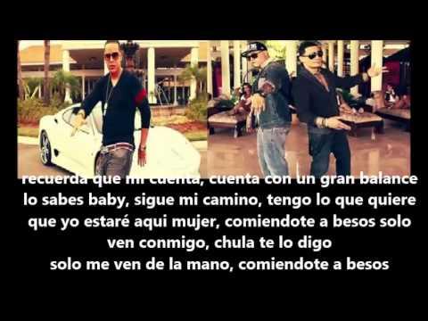 Daddy yankee ft  Aprovecha Nova y Jory (letra)