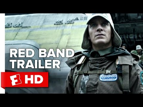 Alien: Covenant Official Red Band Trailer 1 (2017) - Michael Fassbender Movie