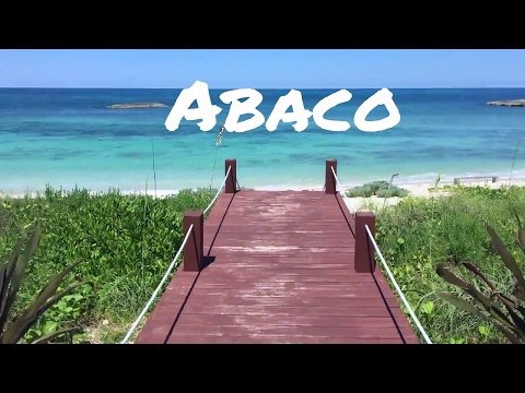 ABACO BAHAMAS 2016 : Boating, Diving, and Scenery