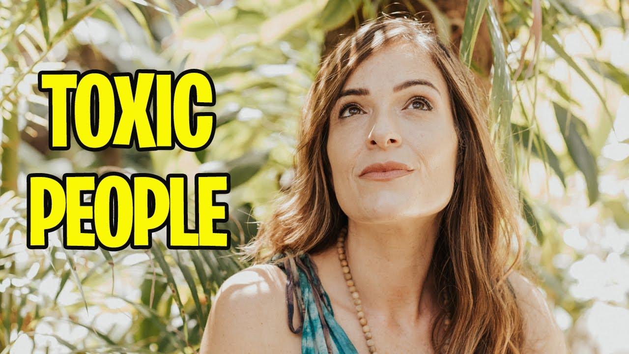 TOXIC PEOPLE...