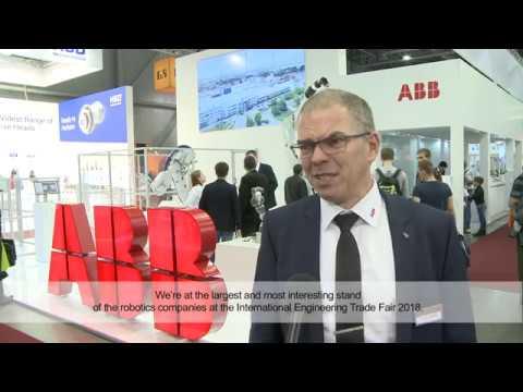 ABB s.r.o. - MSV 2018, video clip GB