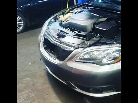 2012 Chrysler 200 Check Engine Light