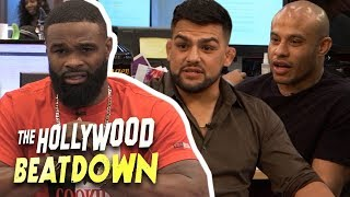 Tyron Woodley Rips Kelvin Gastelum 'Fat Loser' | The Hollywood Beatdown