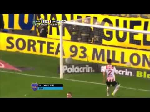 Boca Juniors 3 - Union SF 4 /Promiedos