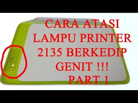 Mengatasi Eror Saat Print di Printer HP 2135 Part 1.