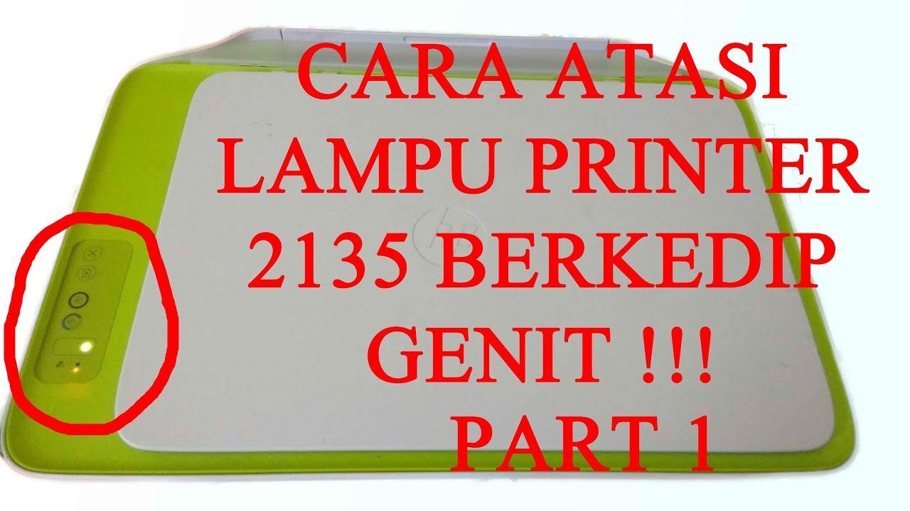 Mengatasi Eror Saat Print Di Printer Hp 2135 Part 1 Youtube