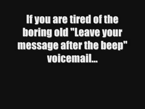 Voicemail Message Cartoons and Comics - funny pictures ... |Voicemail Funny
