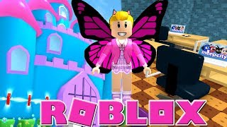 🏰 Turning My Castle Into A Royale Elementary School! Roblox: MeepCity (Part 3)