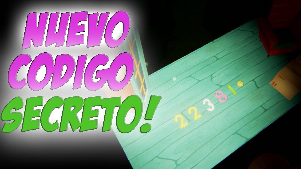 Borr al vecino y nuevo c digo secreto hello neighbor for Codigo nuevo instagram