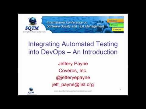 Software Testing Training: Integrating Automated Testing into DevOps
