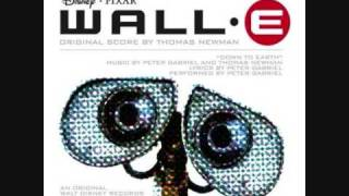 37- Down to Earth (Wall E)