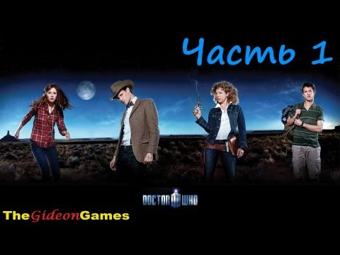 Top 5 (And 1 Worst) Doctor Who Games!