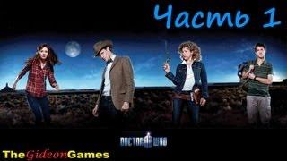 Quest: Прохождение Doctor Who: The Eternity Clock [Доктор Кто: Часы вечности]- Часть 1 (С переводом)