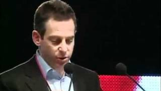 The Credibility of Biblical Miracles (Sam Harris, Re-Evolution fest)