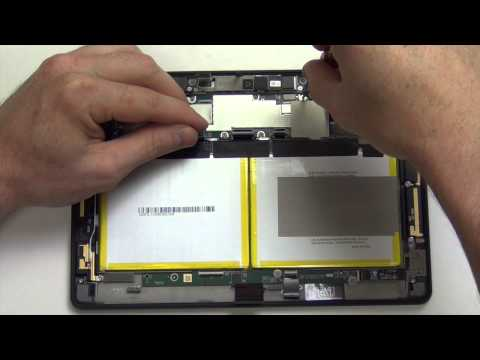 How to Take Apart the Amazon Kindle Fire HDX 8 9""