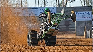 """THE BEST OF 2018  Top Fuel Quad """"DIRT DRAGS"""""""