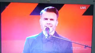 Gary Barlow and Beverly Knight -  Enough is Enough -  Saturday Night Takeaway