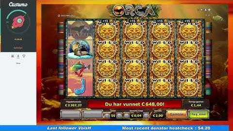 Orca - Mega Win