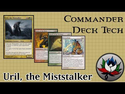 Uril, the Miststalker - Naya Commander/EDH Deck Tech! - YouTube