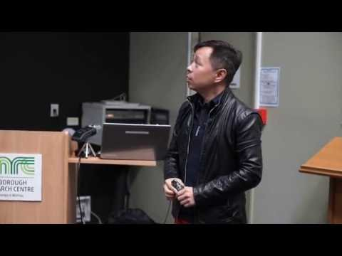 Exporting to China:  A presentation on the Chinese Wine Market by Simon Zhou