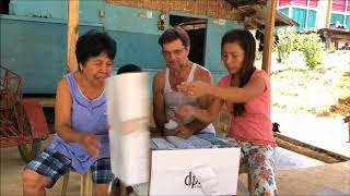 MEET FILIPINA BEAUTY JESSICA'S FIANCE AND A WONDERFUL BOX FROM  JOHN S,