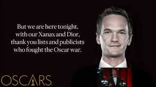 2015 Oscars Opening Number (Lyrics) - Neil Patrick Harris, Anna Kendrick and Jack Black