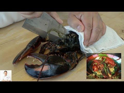 EXTREMELY GRAPHIC: 1 Pot Lobster Takikomi Gohan