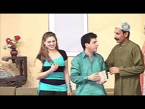 Iftikhar Thakur Funny Stage Drama - 15 Oct2017