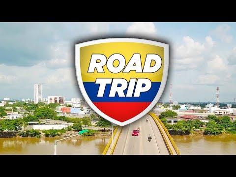 COLOMBIA ROAD TRIP (CARTAGENA TO MEDELLIN)