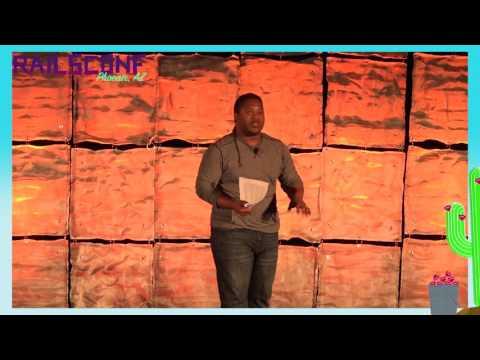 RailsConf 2017: Keynote by Marco Rogers