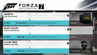 Forza Motorsport 7 - September #Forzathon Events #3 (September 14 - September 21)
