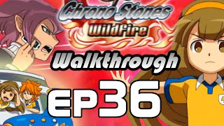 Inazuma Eleven GO Chrono Stones Wildfire Walkthrough Episode 36 - Boss and Big (Chapter 8)