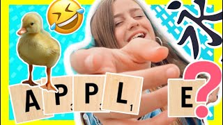I´LL BUY WHATEVER YOU CAN SPELL CHALLENGE 😲| In love with Karen