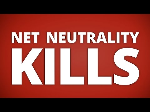 Net Neutrality Kills! - Savetheinternet.eu