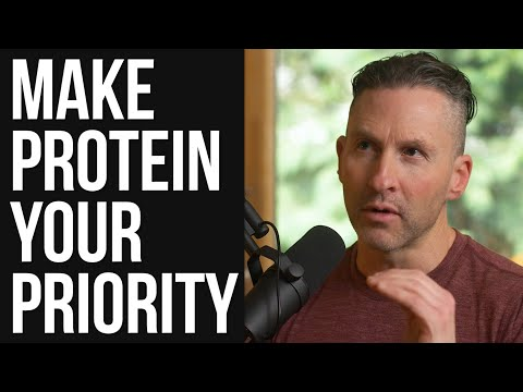 High Protein Protein to Energy Ratio for Fat w/ Dr. Ted Naiman