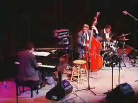 Cleveland jazz musicians Joe Hunter & Dallas Coffey