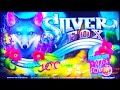 Silver Fox class II slot machine, BINGO demo & Bonus