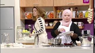 الشيف ايمان ابوجرادة - شيشبرك | Roya