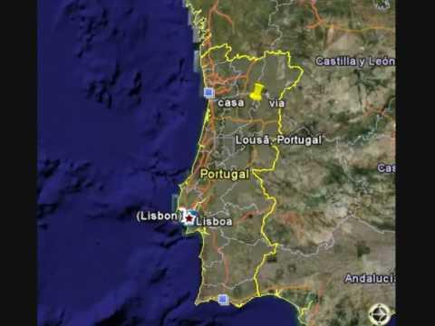 Serras De Portugal Wmv Youtube
