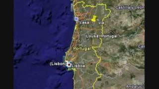 Gambar cover Serras de Portugal.wmv
