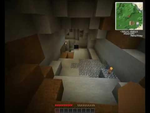 """Смотреть прохождение игры [Coop & Friends] Minecraft 1.3.1. Серия 4: """"Изумруды :)""""."""