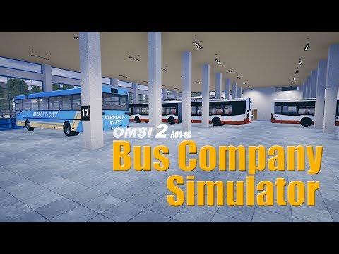 OMSI 2 Busbetrieb-Simulator Add-on Youtube Video