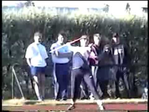 Javelin in Finland