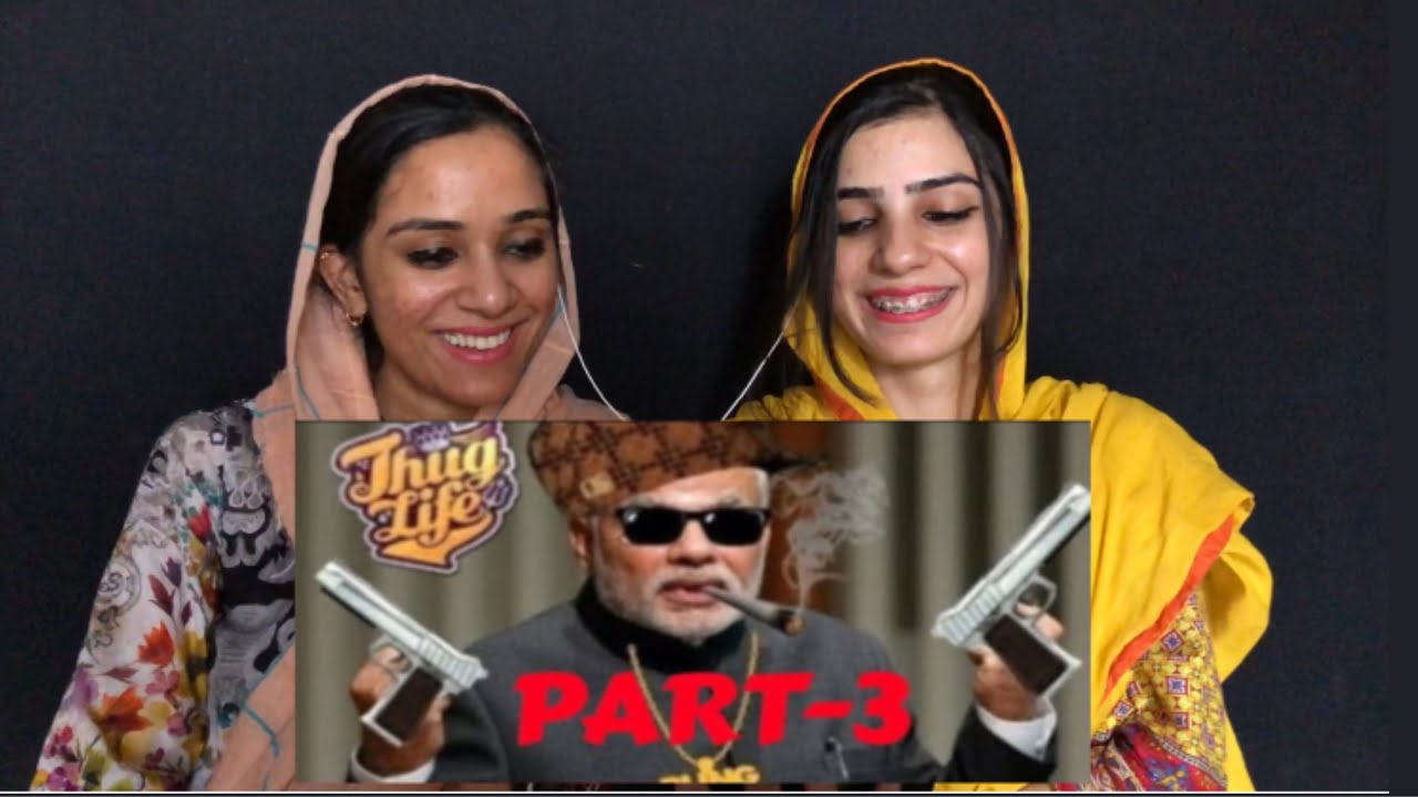 MODI JI THUG LIFE | Part 3 | Magisco Reactions | Nayab Sehar |Pakistani Reaction